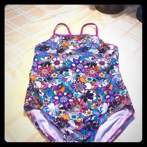 Girls size 16 Speedo swimsuit
